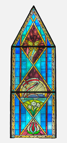 Stained Glass Easter
